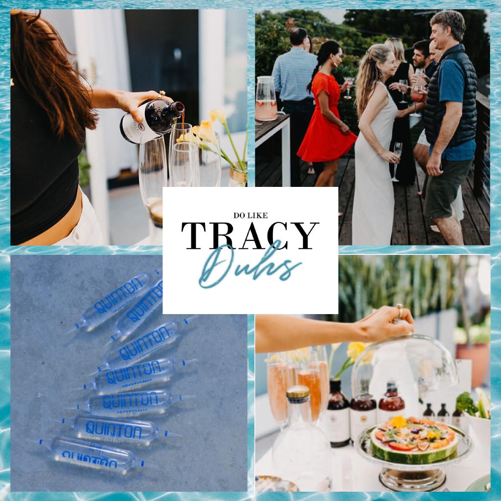Do Like Tracy Duhs Event